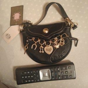 JUICY COUTURE Mini Wallet Purse
